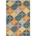 "Oriental Weavers Hampton 1'10"" X  7' 6"" Rug - Item Number: H2063X056230ST"