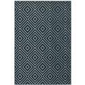 "Oriental Weavers Hampton 3' 3"" X  5' 0"" Rug - Item Number: H2332B100152ST"