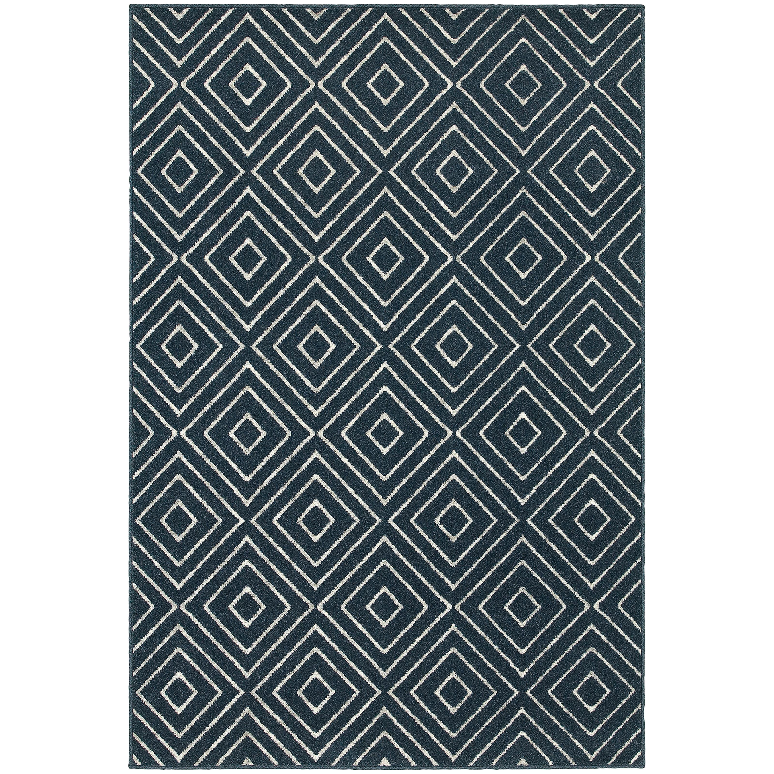 "Oriental Weavers Hampton 5' 3"" X  7' 6"" Rug - Item Number: H2332B160230ST"