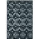 "Oriental Weavers Hampton 7'10"" X 10'10"" Rug - Item Number: H2332B240330ST"