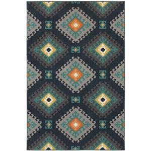 "Oriental Weavers Hampton 1'10"" X  7' 6"" Rug"