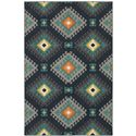 "Oriental Weavers Hampton 7'10"" X 10'10"" Rug - Item Number: H4929B240330ST"