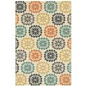 "Oriental Weavers Hampton 7'10"" X 10'10"" Rug - Item Number: H501W5240330ST"