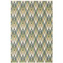 "Oriental Weavers Hampton 3' 3"" X  5' 0"" Rug - Item Number: H564W5100152ST"