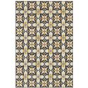 "Oriental Weavers Hampton 1'10"" X  7' 6"" Rug - Item Number: H8021L056230ST"