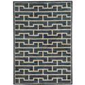 """Oriental Weavers Harper 3' 3"""" X  5' 5"""" Rug - Item Number: H46177100165ST"""