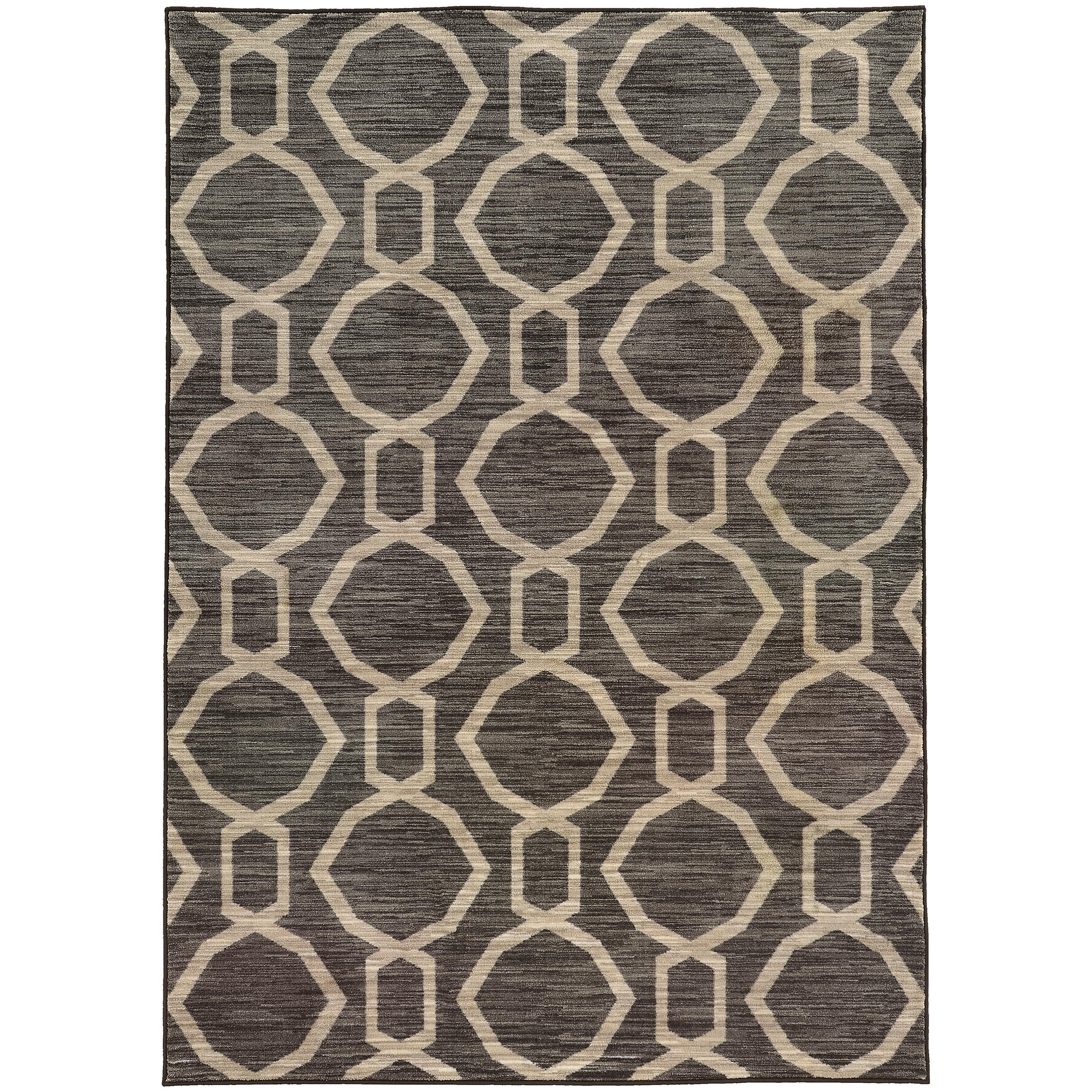 """Oriental Weavers Harper 7'10"""" X 10'10"""" Rug - Item Number: H46179240330ST"""