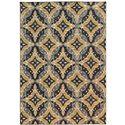 """Oriental Weavers Harper 7'10"""" X 10'10"""" Rug - Item Number: H46181240330ST"""