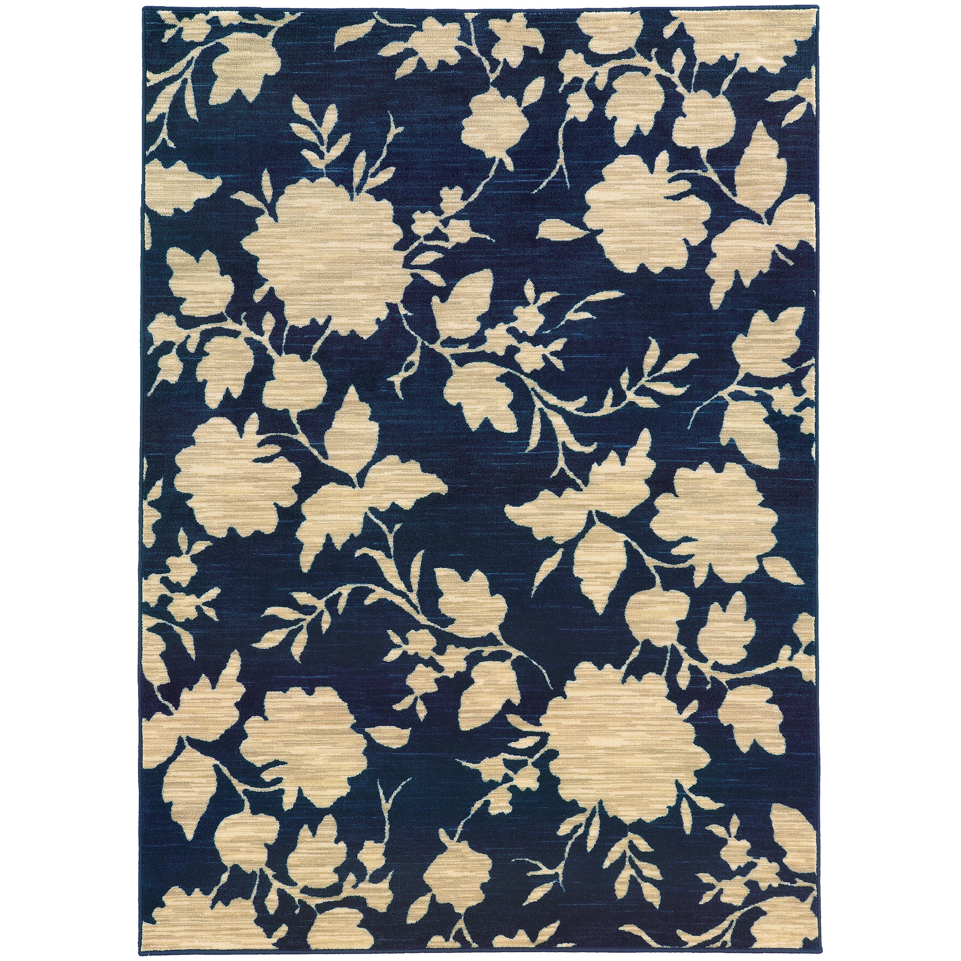 """Oriental Weavers Harper 7'10"""" X 10'10"""" Rug - Item Number: H78969240330ST"""