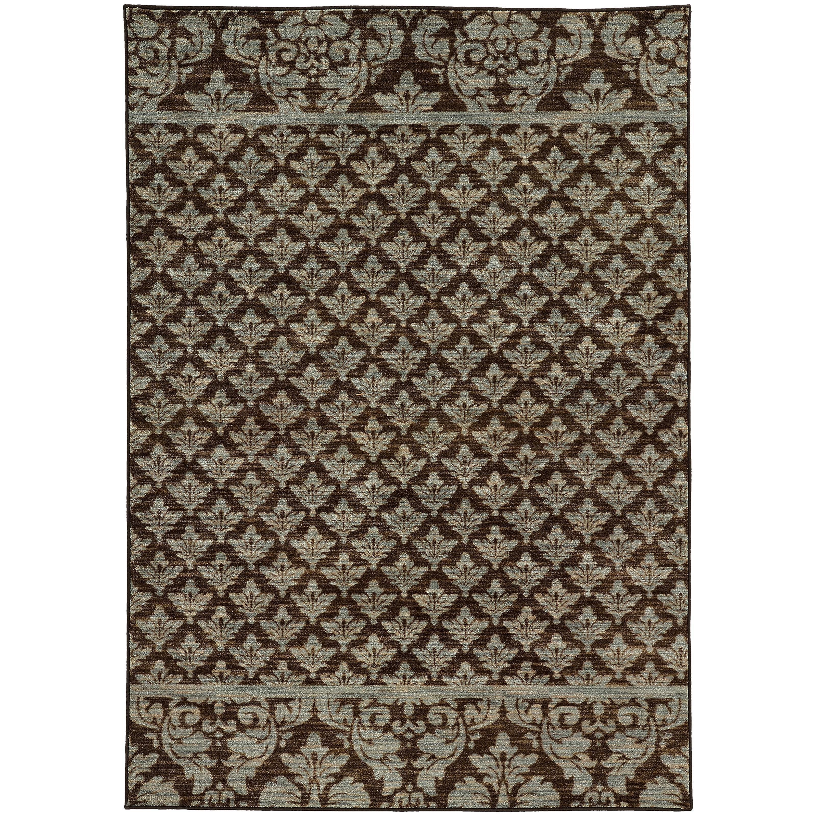 """Oriental Weavers Harper 7'10"""" X 10'10"""" Rug - Item Number: H78994240330ST"""