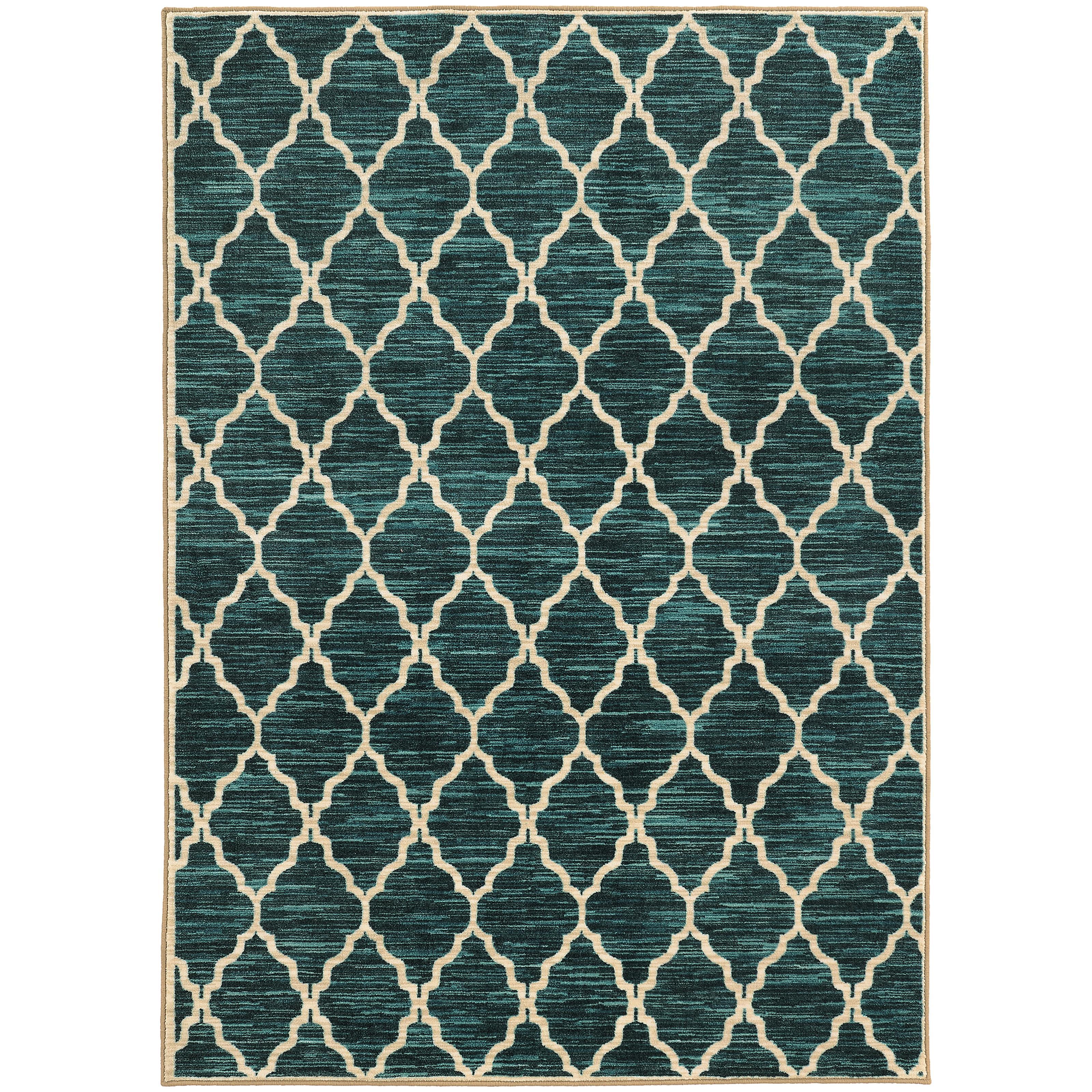 """Oriental Weavers Harper 7'10"""" X 10'10"""" Rug - Item Number: H79279240330ST"""