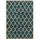 """Oriental Weavers Harper 9'10"""" X 12'10"""" Rug - Item Number: H79279300390ST"""
