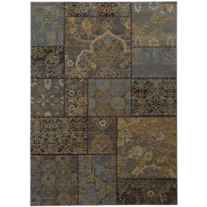 """Oriental Weavers Heritage 5' 3"""" X  7' 6"""" Rug"""