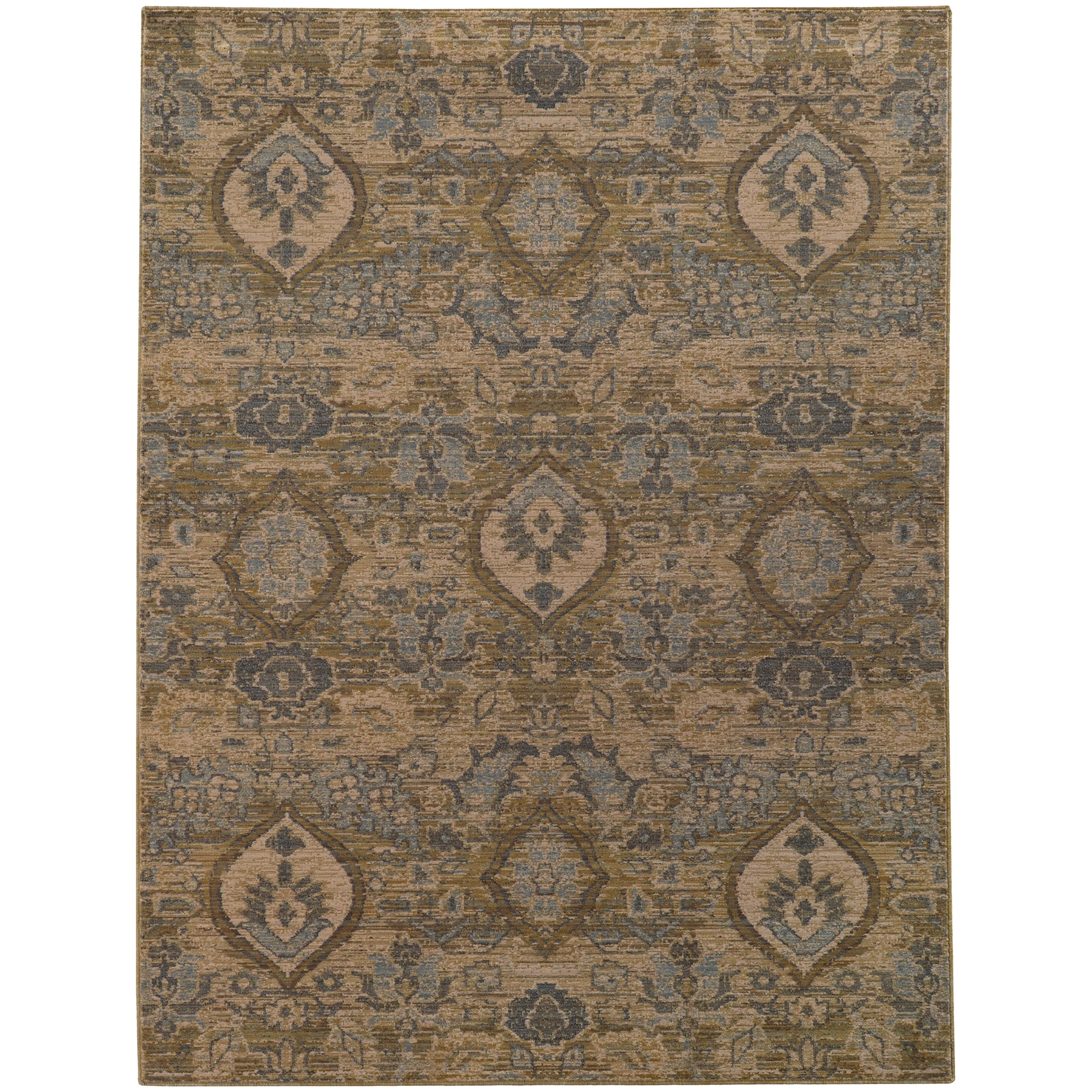 """Oriental Weavers Heritage 6' 7"""" X  9' 6"""" Rug - Item Number: H4925W200290ST"""