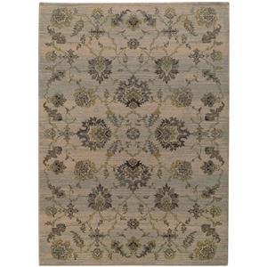 """Oriental Weavers Heritage 6' 7"""" X  9' 6"""" Rug"""