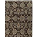 """Oriental Weavers Heritage 9'10"""" X 12'10"""" Rug - Item Number: H8124N300390ST"""