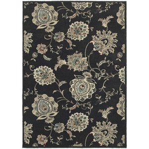 "Oriental Weavers Highlands 9'10"" X 12'10"" Rectangle Area Rug"