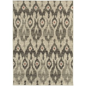 "Oriental Weavers Highlands 3'10"" X  5' 5"" Rectangle Area Rug"