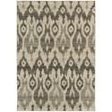 "Oriental Weavers Highlands 7'10"" X 10'10"" Rectangle Area Rug - Item Number: HIG6301E710X1010"