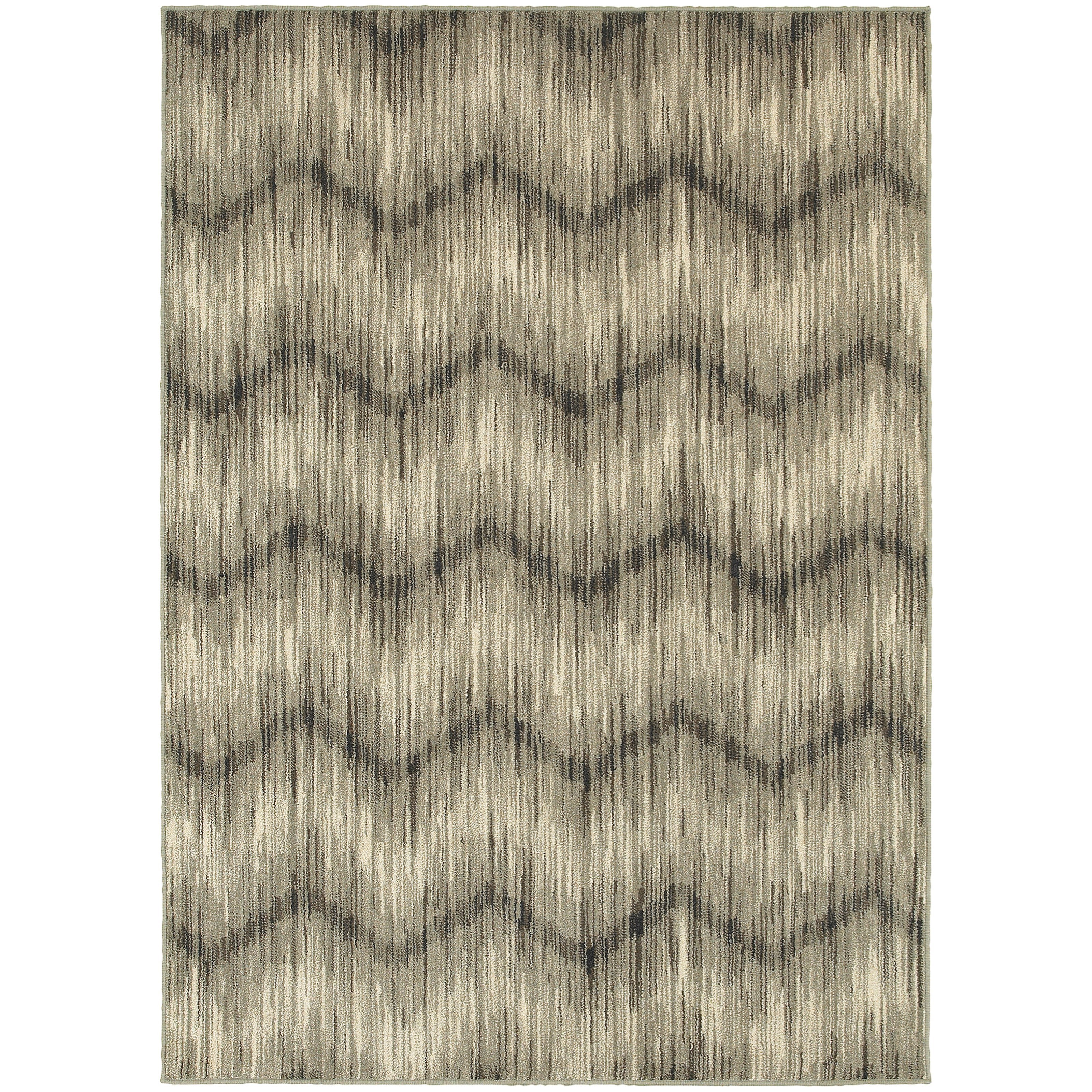 "Oriental Weavers Highlands 1'10"" X  3' 0"" Rectangle Area Rug - Item Number: HIG6608A110X3"