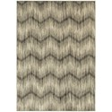 "Oriental Weavers Highlands 5' 3"" X  7' 6"" Rectangle Area Rug - Item Number: HIG6608A53X76"