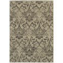 "Oriental Weavers Highlands 9'10"" X 12'10"" Rectangle Area Rug - Item Number: HIG6609C910X1210"