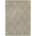 "Oriental Weavers Highlands 5' 3"" X  7' 6"" Rectangle Area Rug - Item Number: HIG6638E53X76"