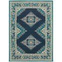 "Oriental Weavers Highlands 1'10"" X  3' 0"" Rectangle Area Rug - Item Number: HIG6658A110X3"