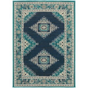"Oriental Weavers Highlands 6' 7"" X  9' 6"" Rectangle Area Rug"