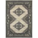 "Oriental Weavers Highlands 2' 3"" X  7' 6"" Rug Runner - Item Number: HIG6658B23X76"