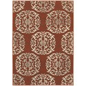 "Oriental Weavers Highlands 3'10"" X  5' 5"" Rectangle Area Rug - Item Number: HIG6672B310X55"