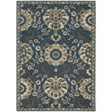 "Oriental Weavers Highlands 6' 7"" X  9' 6"" Rectangle Area Rug - Item Number: HIG6682A67X96"