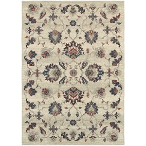 "Oriental Weavers Highlands 1'10"" X  3' 0"" Rectangle Area Rug"