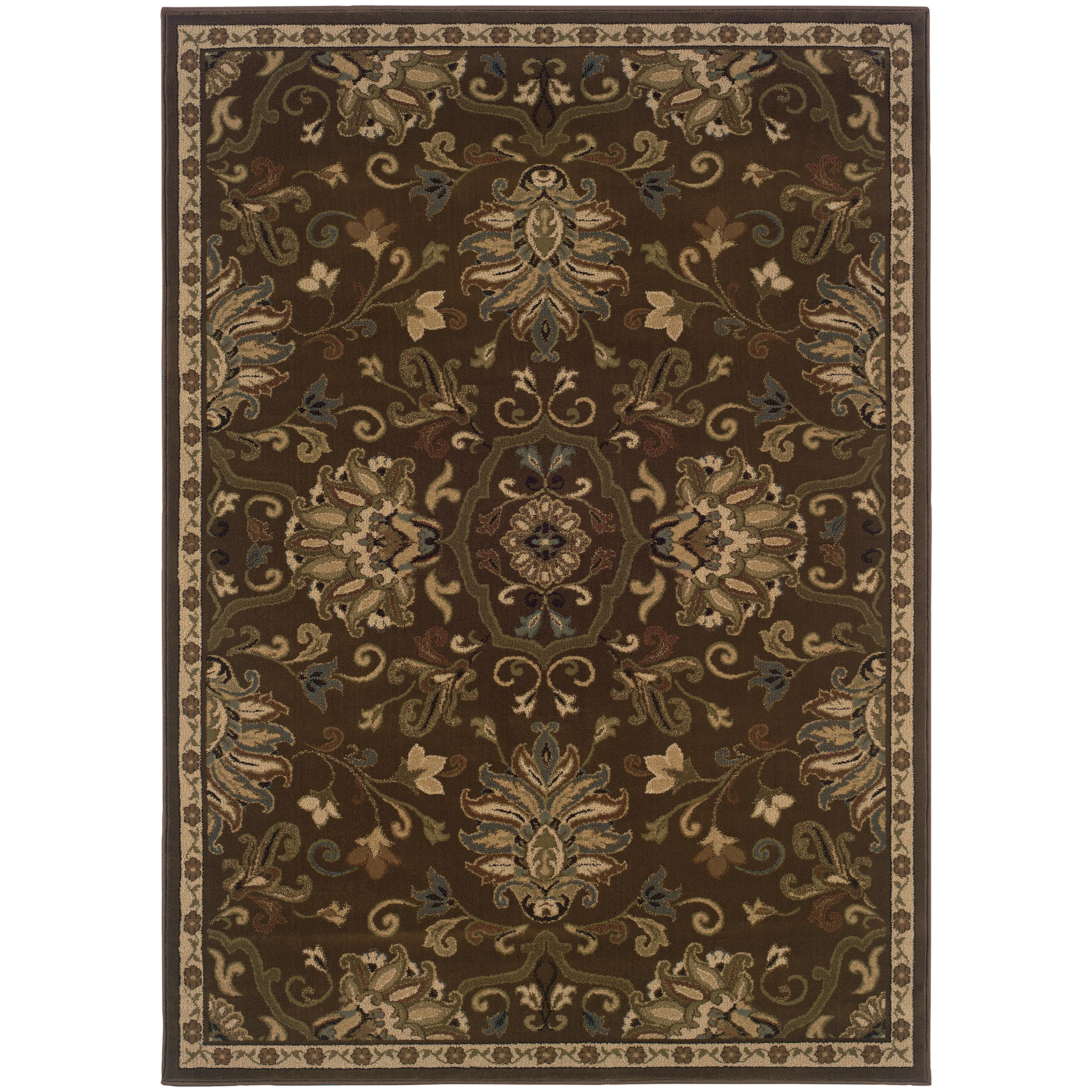 "Oriental Weavers Hudson 1'10"" X  7' 6"" Rug - Item Number: H042H1058230ST"