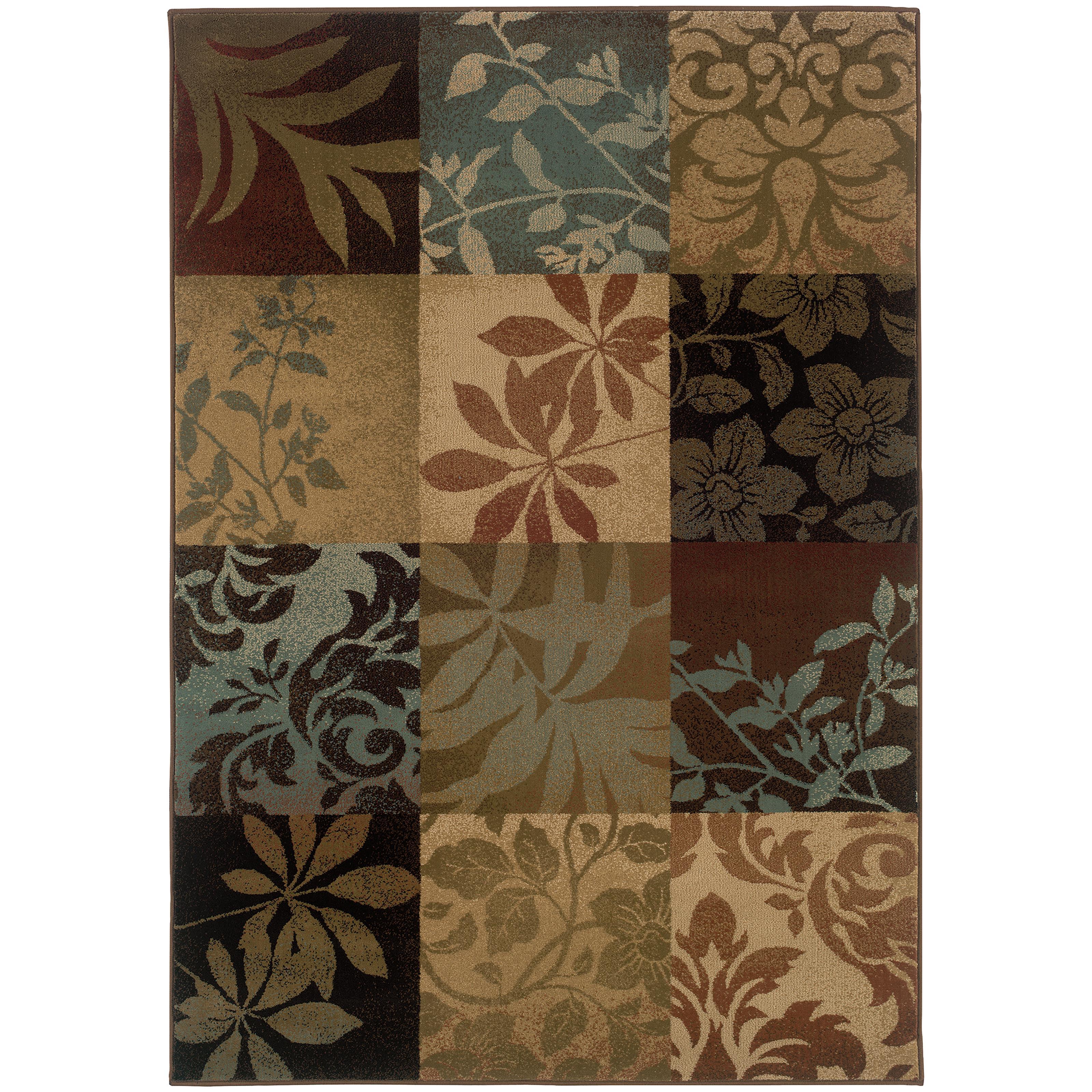 "Oriental Weavers Hudson 5' 3"" X  7' 6"" Rug - Item Number: H058B1160230ST"