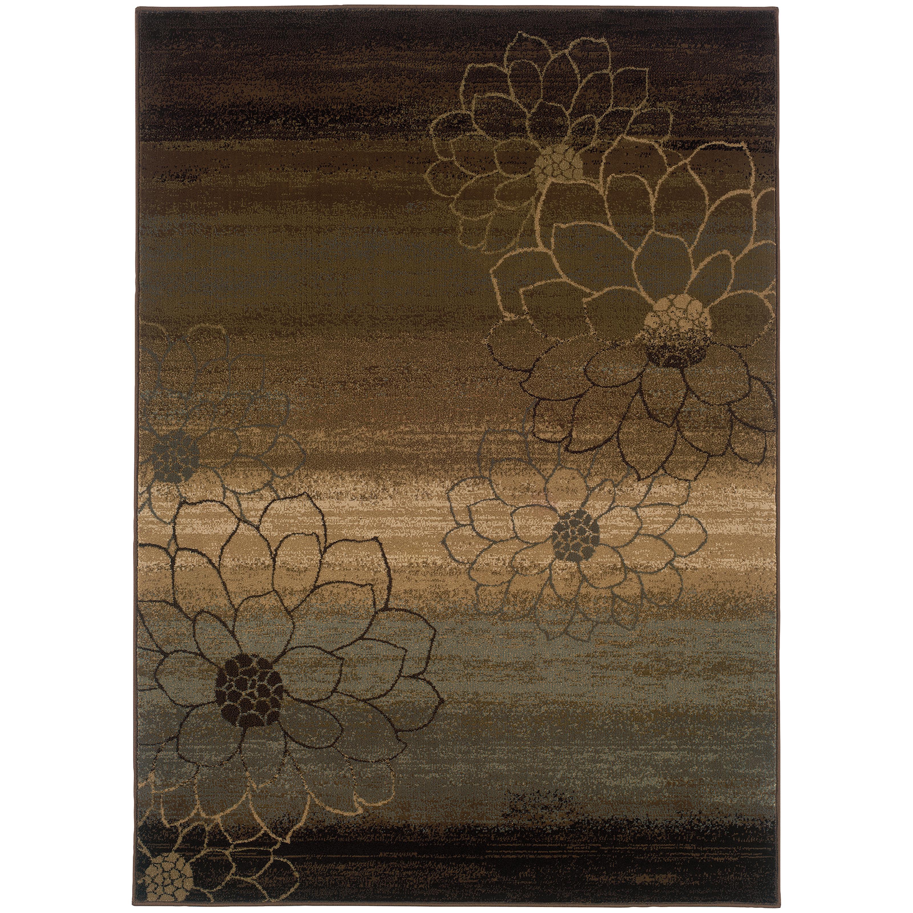 "Oriental Weavers Hudson 3'10"" X  5' 5"" Rug - Item Number: H074A1117165ST"