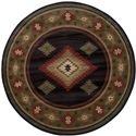"""Oriental Weavers Hudson 7' 8"""" Rug - Item Number: H087G1235RDST"""