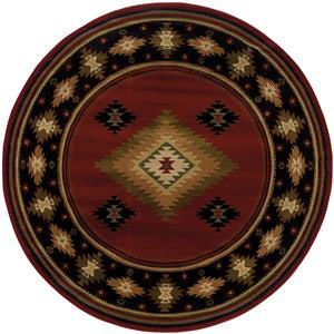 """Oriental Weavers Hudson 7' 8"""" Rug"""