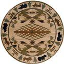 """Oriental Weavers Hudson 7' 8"""" Rug - Item Number: H1072A235RDST"""