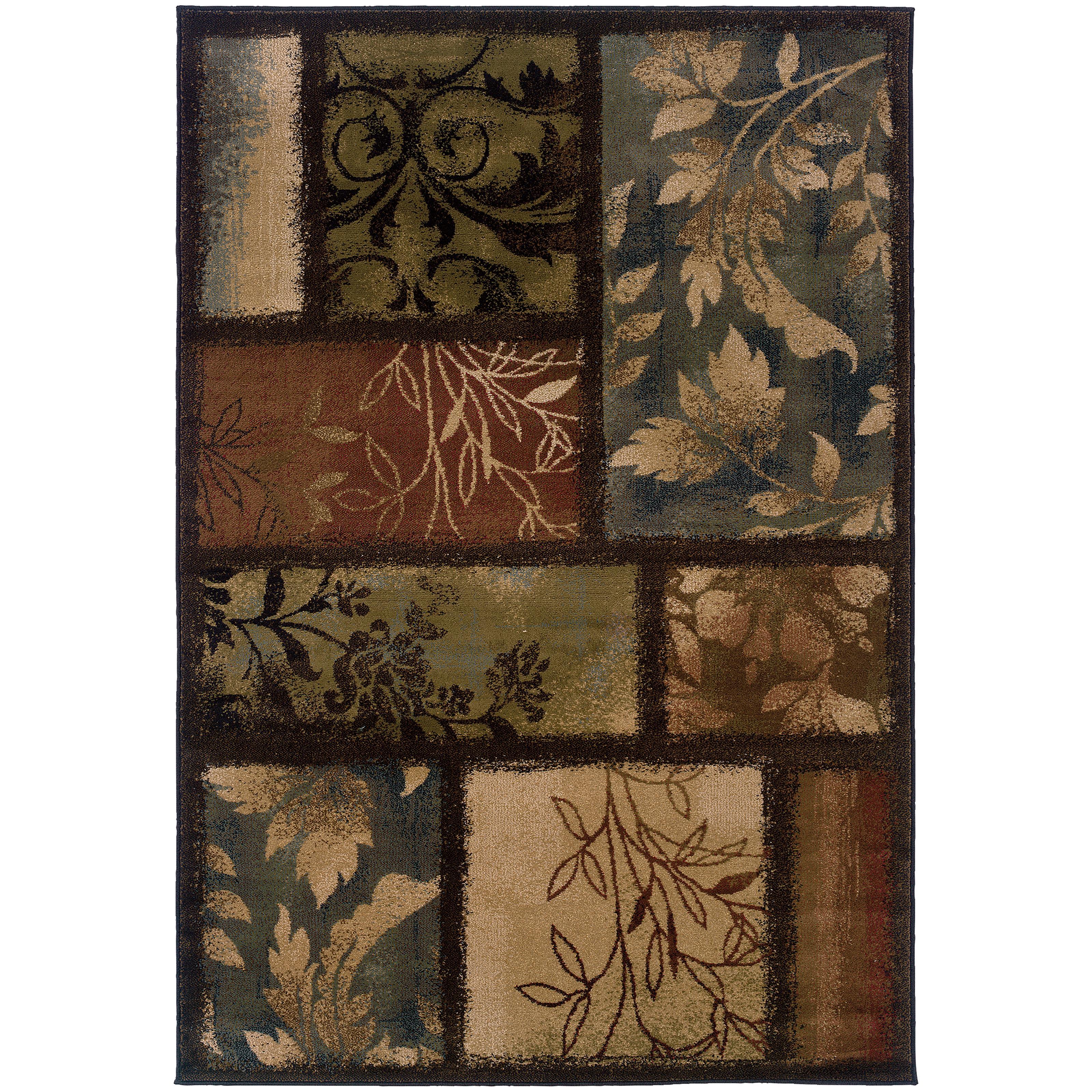 "Oriental Weavers Hudson 5' 3"" X  7' 6"" Rug - Item Number: H1699G160230ST"