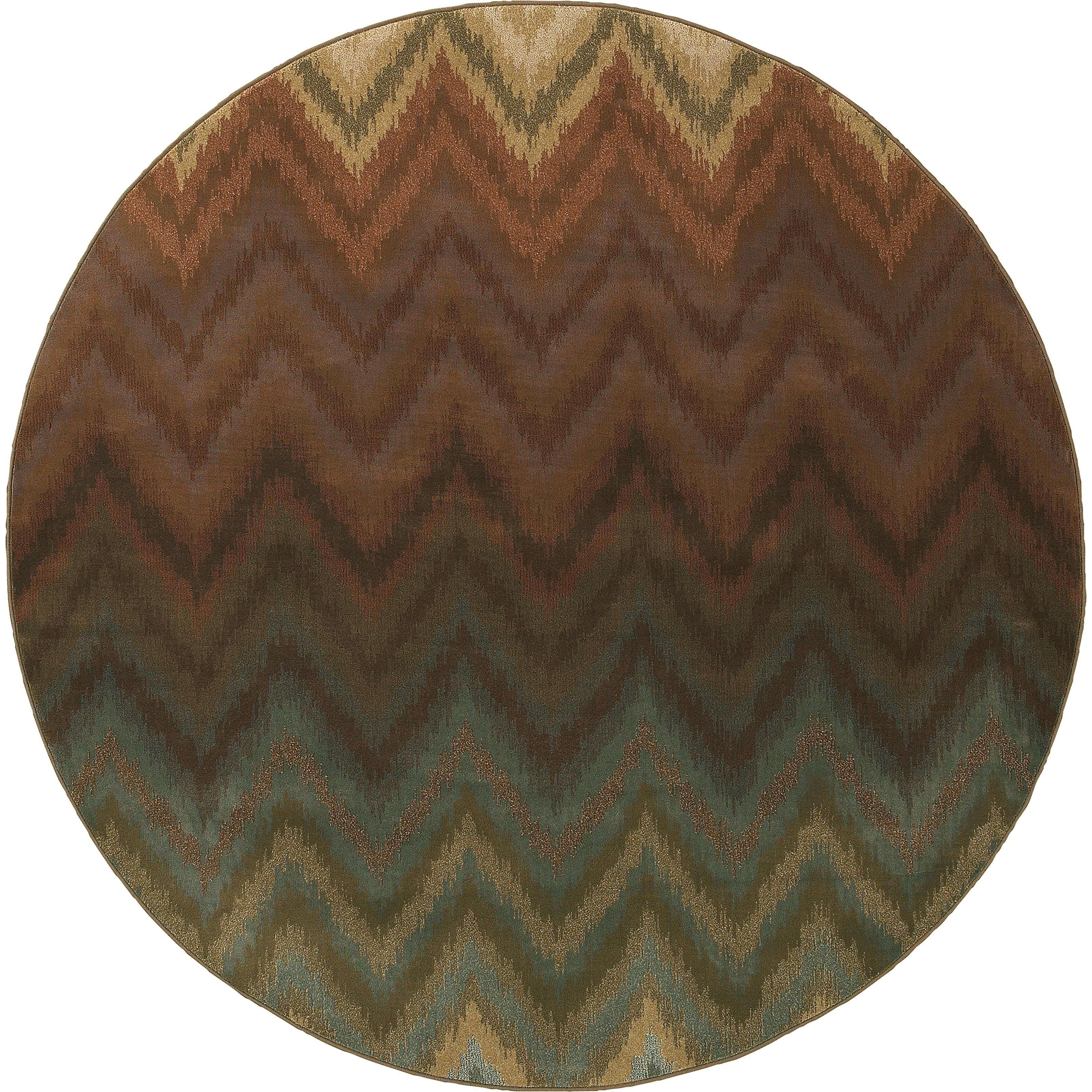 """Oriental Weavers Hudson 7' 8"""" Rug - Item Number: H3458A235RDST"""