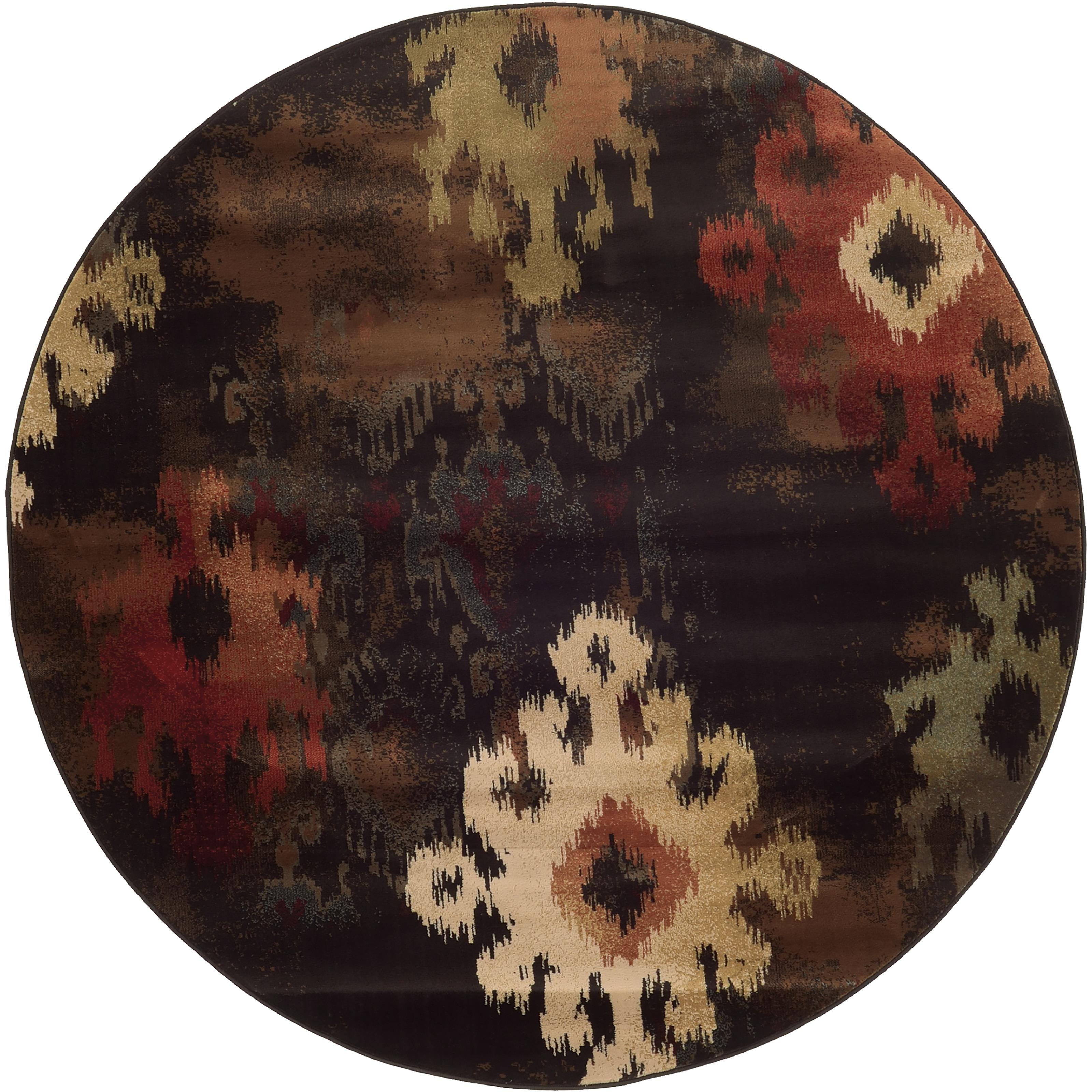 "Oriental Weavers Hudson 7' 8"" Rug - Item Number: H4874B235RDST"