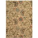 "Oriental Weavers Hudson 5' 3"" X  7' 6"" Rug - Item Number: H4877B160230ST"