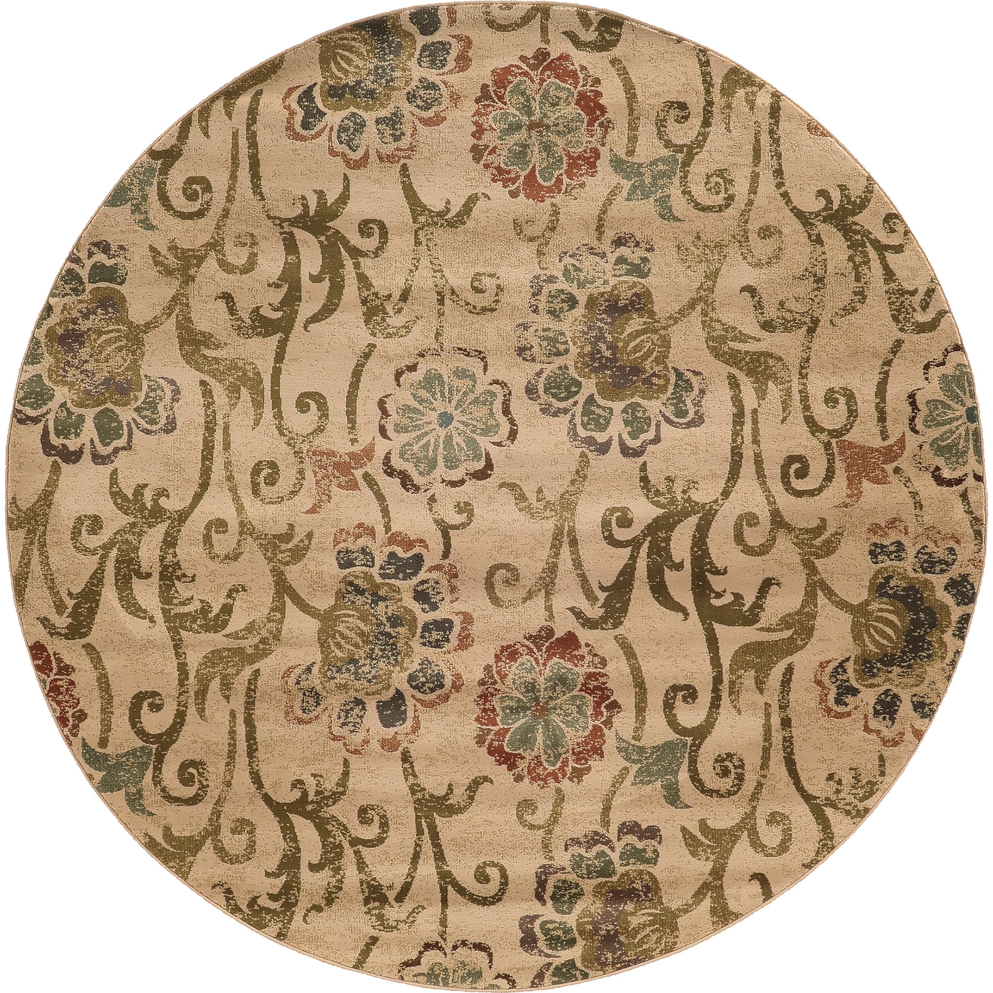 "Oriental Weavers Hudson 7' 8"" Rug - Item Number: H4877B235RDST"