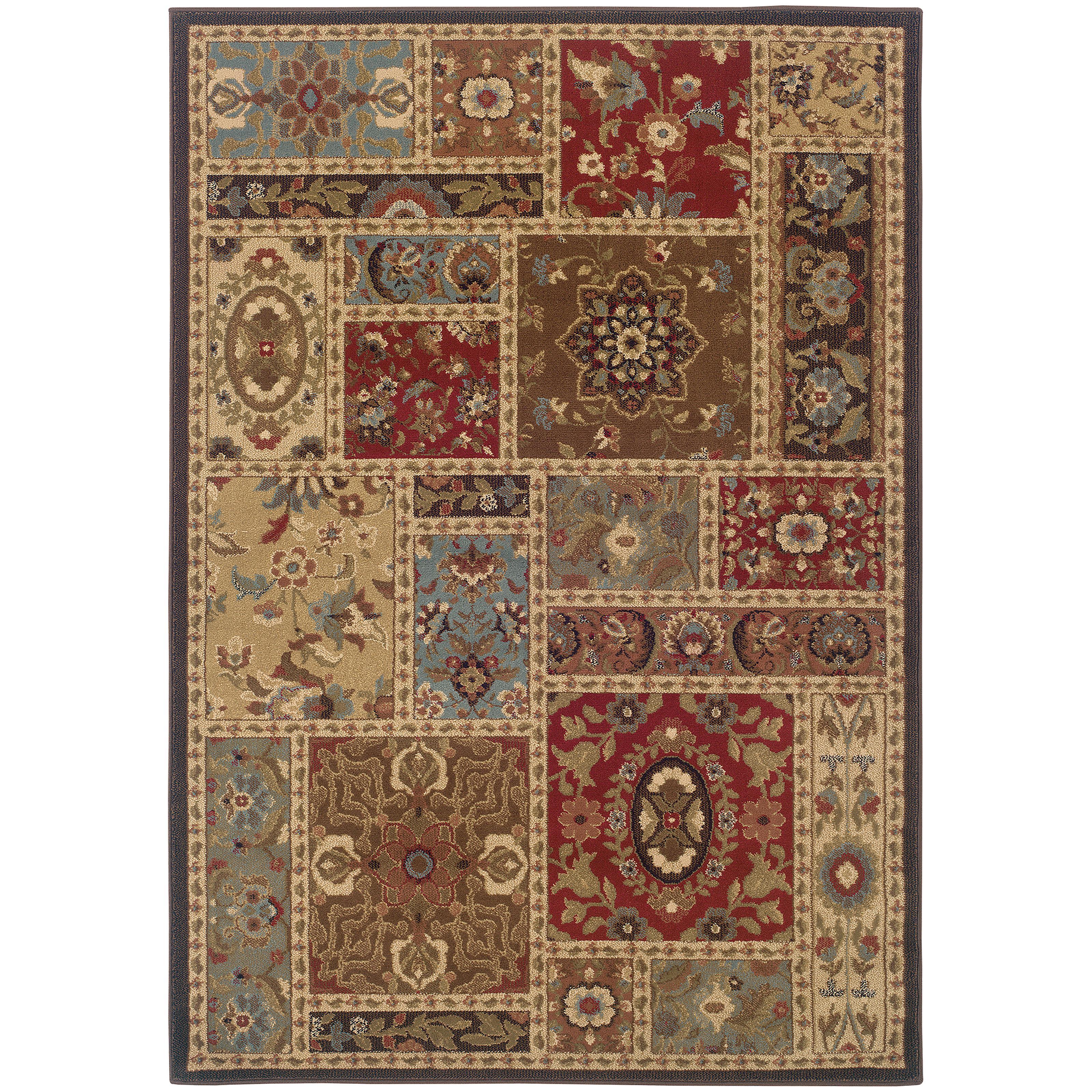 "Oriental Weavers Huntington 1'10"" X  7' 6"" Rug - Item Number: H1716C057229ST"