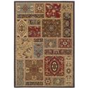 "Oriental Weavers Huntington 3' 2"" X  5' 5"" Rug - Item Number: H1716C100167ST"