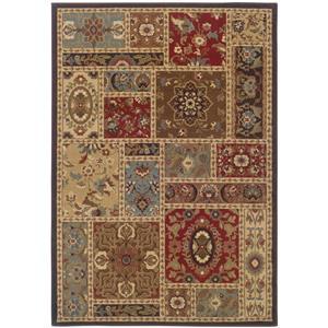 """Oriental Weavers Huntington 5' 0"""" X  7' 6"""" Rug"""