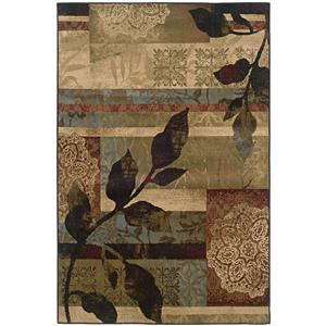 "Oriental Weavers Huntington 1'10"" X  7' 6"" Rug"