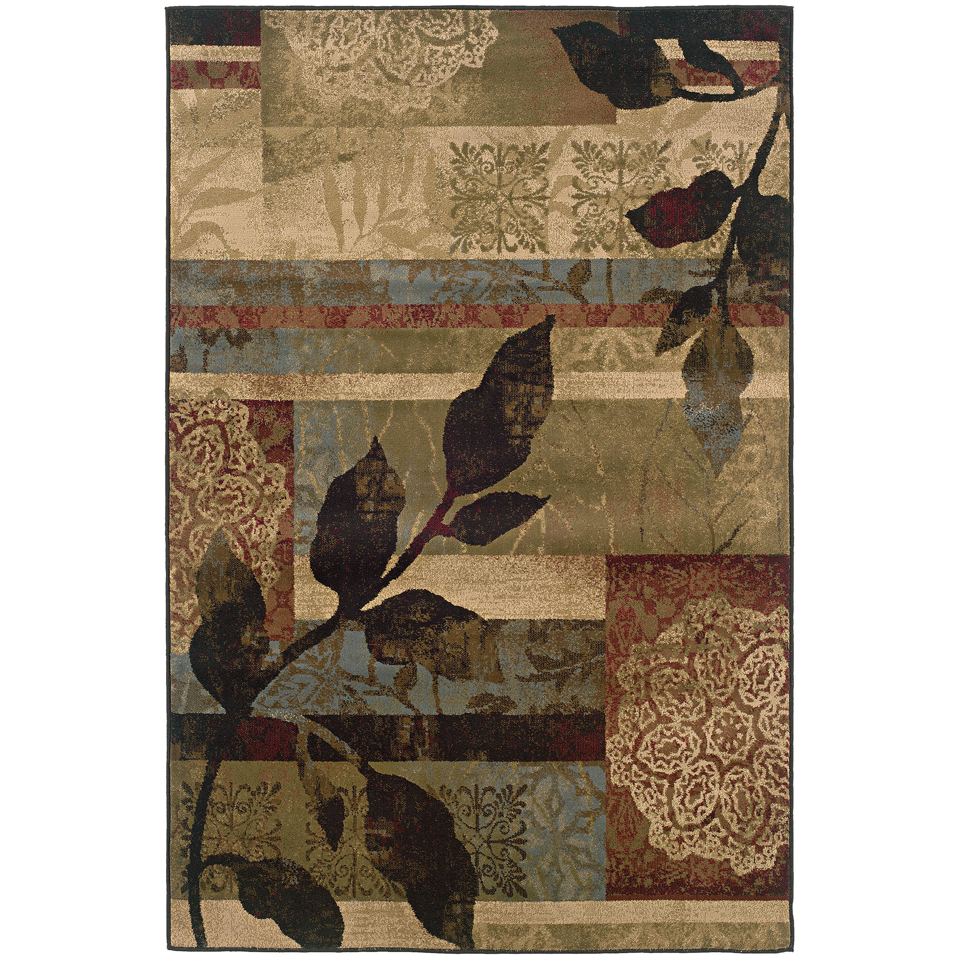 "Oriental Weavers Huntington 3' 2"" X  5' 5"" Rug - Item Number: H1983A100167ST"
