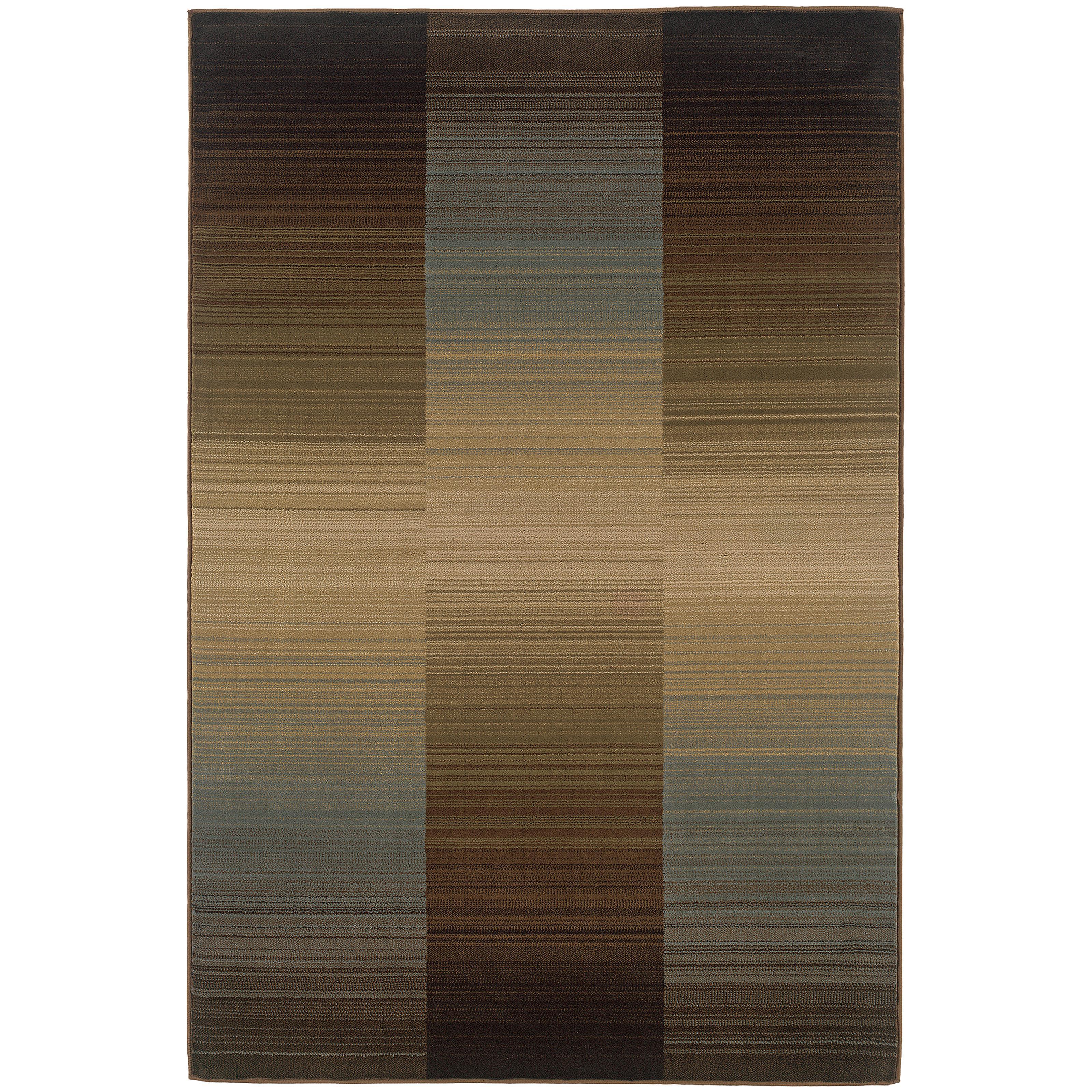 "Oriental Weavers Huntington 3' 2"" X  5' 5"" Rug - Item Number: H1991D100167ST"